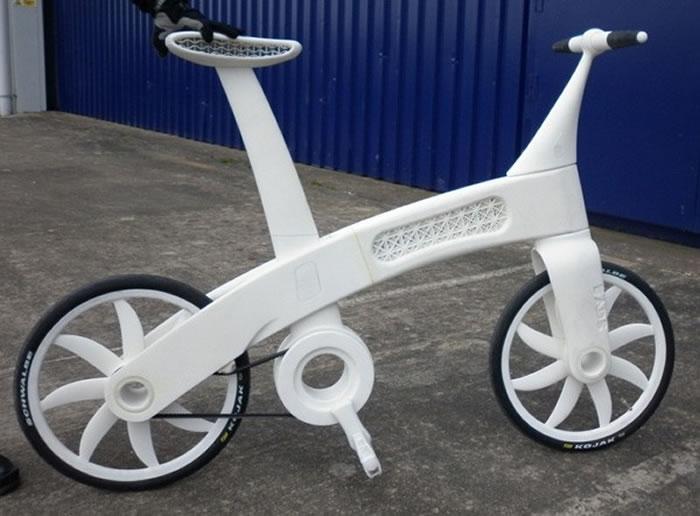 3d printing bike