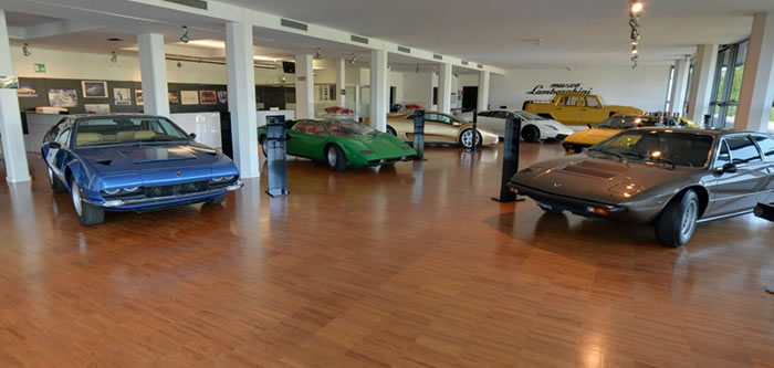 Get On Google Maps And Visit The Lamborghini Museum In Italy 1