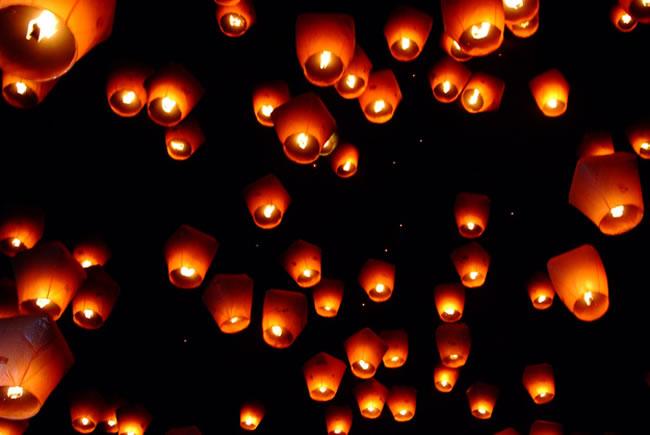 Lantern Festival — Pingxi, Taiwan