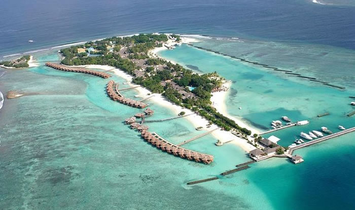 Low Level Aerial Photography Of The Stunning Maldive Islands 2