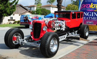 Meet Rodzilla - The Monster Hot Rod Street Rod That Kicks Out 1400HP