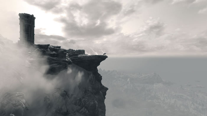 Most Amazing Landscape Scenes From Video Games