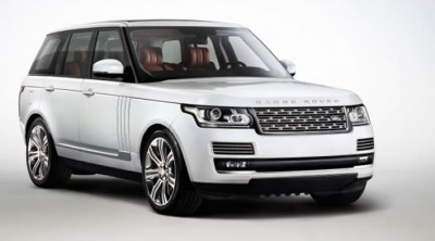 Range Rover Limo Is Most Luxurious And Expensive Range Rover To Date