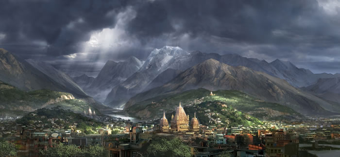 Uncharted2 landscape