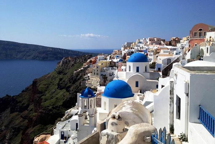 beautiful pictures of santorini greece 10