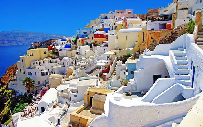 beautiful pictures of santorini greece 4