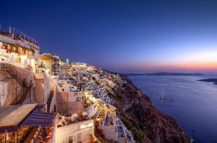 beautiful pictures of santorini greece 7