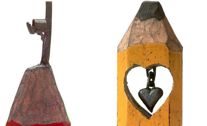 pencil tip sculptures (4)
