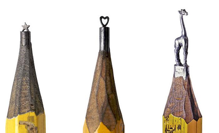 pencil tip sculptures (5)
