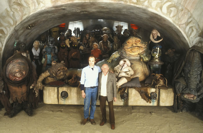 star wars return of the jedi behind the scenes 3