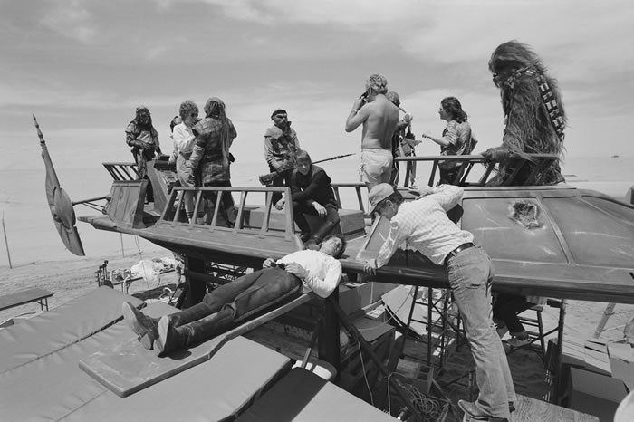 star wars return of the jedi behind the scenes 5