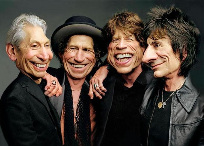 1 Custom Portraits 15 Crazy Celebrities Caricatures The Rolling Stones