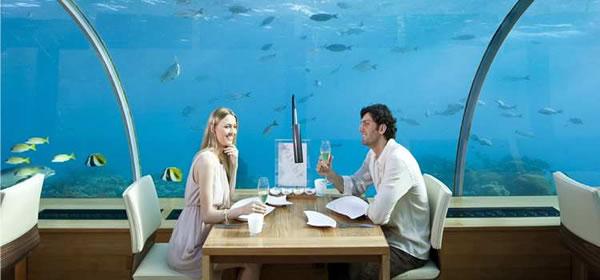 Ithaa Undersea Restaurant 2