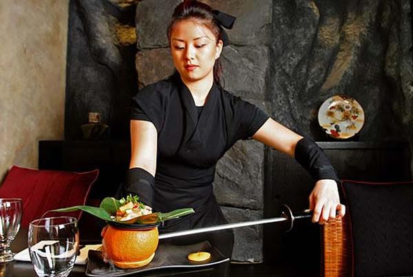 The Ninja Restaurant