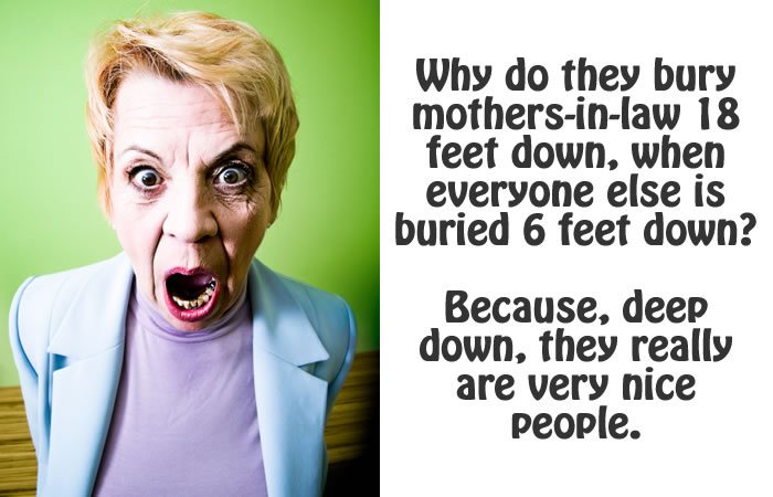 21 Hilarious Quick Quotes To Describe Your Mother In Law (1)