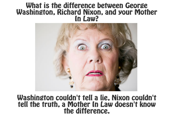 21 Hilarious Quick Quotes To Describe Your Mother In Law (10)