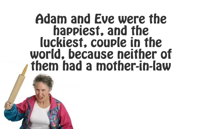 21 Hilarious Quick Quotes To Describe Your Mother In Law (15)