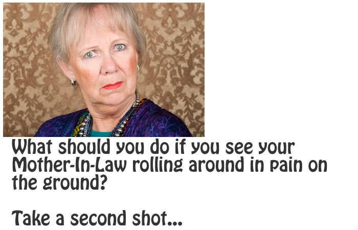 21 Hilarious Quick Quotes To Describe Your Mother In Law (19)