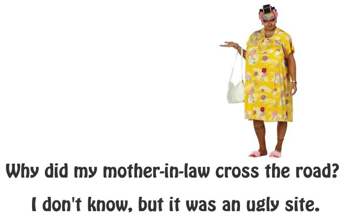21 Hilarious Quick Quotes To Describe Your Mother In Law (20)