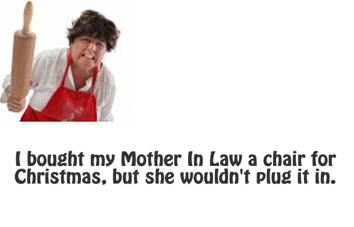 21 Hilarious Quick Quotes To Describe Your Mother In Law (8)
