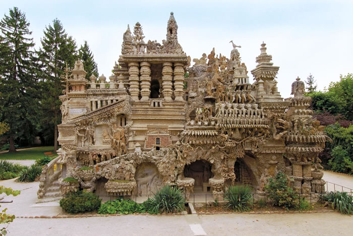 27 Ferdinand Cheval Palace Aka Ideal Palace, France - Online Architecture Gallery Top 50 Most Amazing Designs In The World