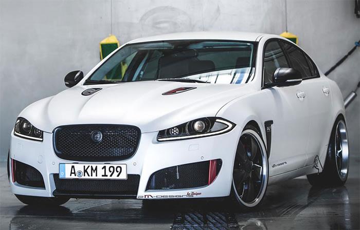 M Jaguar Xj Jaguar XF Tuned By 2M ...