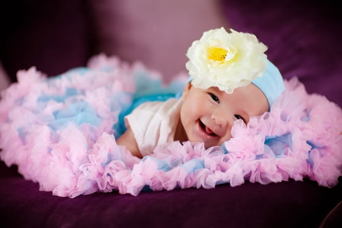 3. baby Smile Cute Babies Photography Pictures