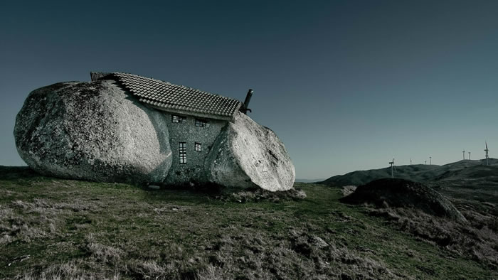 38 Porto Stone House Fafe Mountains Portugal - Online Architecture Gallery Top 50 Most Amazing Designs In The World