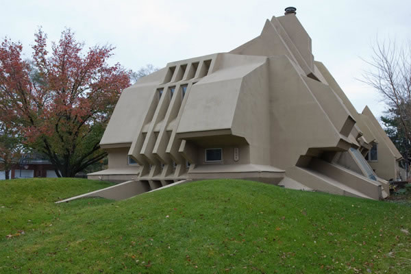 49 Bunker Chicago IL USA - Online Architecture Gallery Top 50 Most Amazing Designs In The Wor