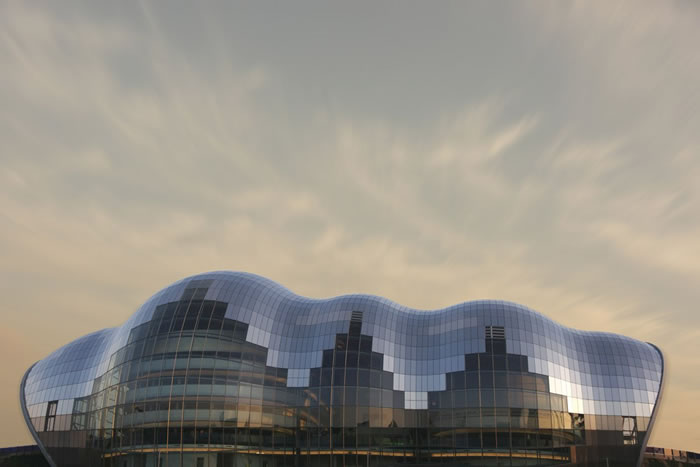 7 The Sage, Gateshead, England - Online Architecture Gallery Top 50 Most Amazing Designs In The World