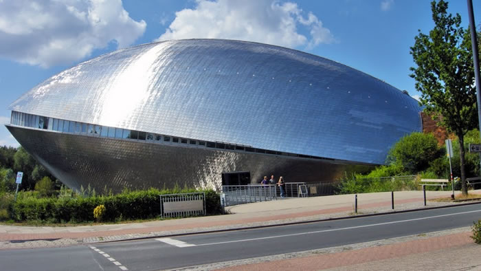 9 The Universum science museum Bremen, Germany - Online Architecture Gallery Top 50 Most Amazing Designs In The World