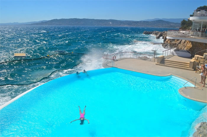 Hotel Du Cap-Eden-Roc, Cap D'Antibes, France - World Vacations Spots