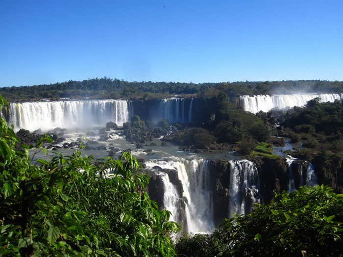 Iguazu Falls – Brazil - World Vacations