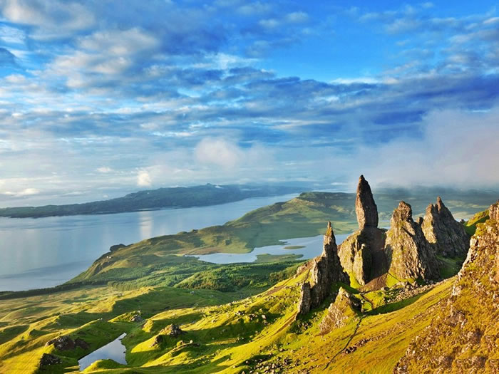 Isle of sky, Scotland - World Vacations