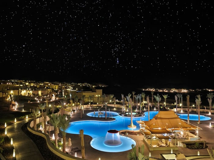 Qasr Al Sarab Resort By Anantara. Abu Dhabi, United Arab Emirates - World Vacations