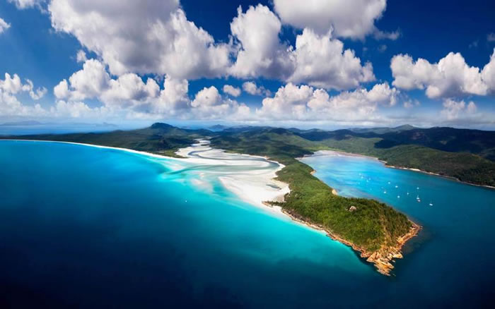 Whitsundays Australia - World Vacations Spots
