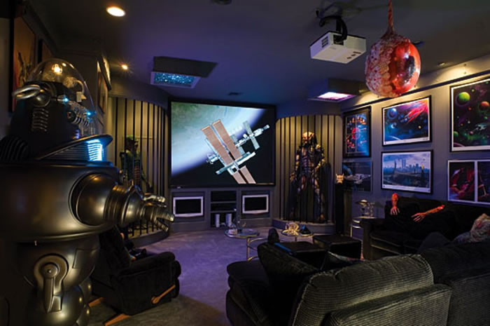 10 Awesome Home Theater Designs You Would To Watch Movies In 15