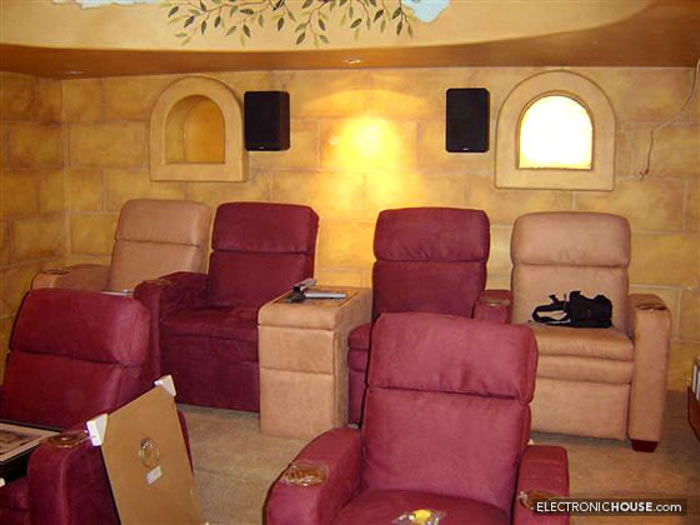 10 Awesome Home Theater Designs You Would To Watch Movies In 2