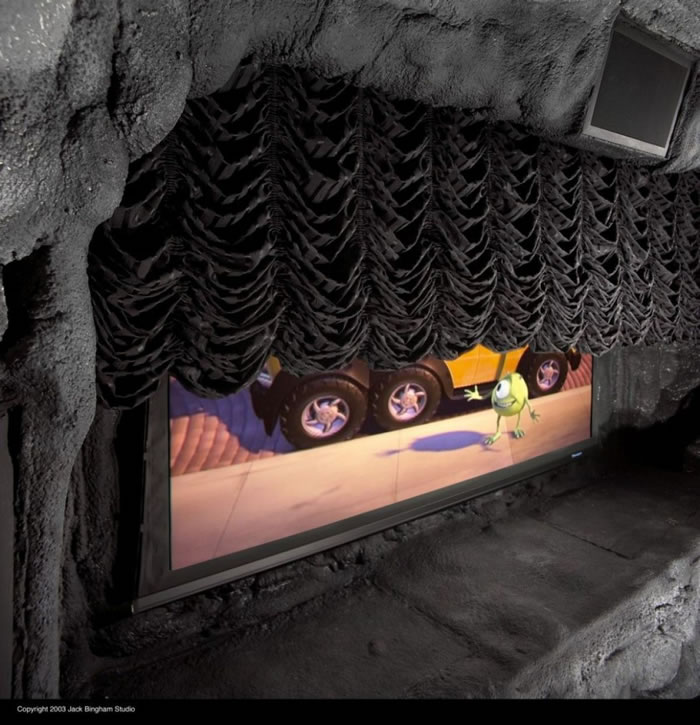 10 Awesome Home Theater Designs You Would To Watch Movies In 4