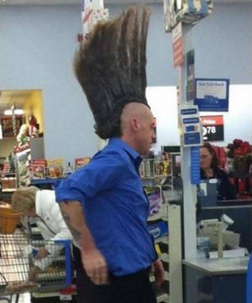 16 Crazy Hair Styles That Will Make You Say WTF 13