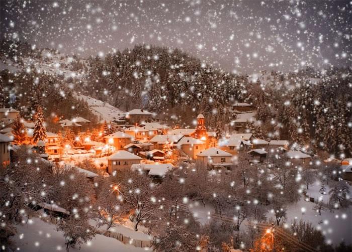 21. Winter Lights