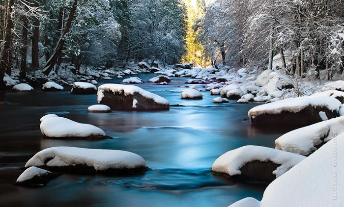 23. Tranquility in Yosemite