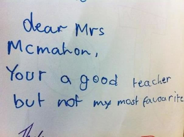 39 Funny Messages Left By Kids On Paper Notepads (2)
