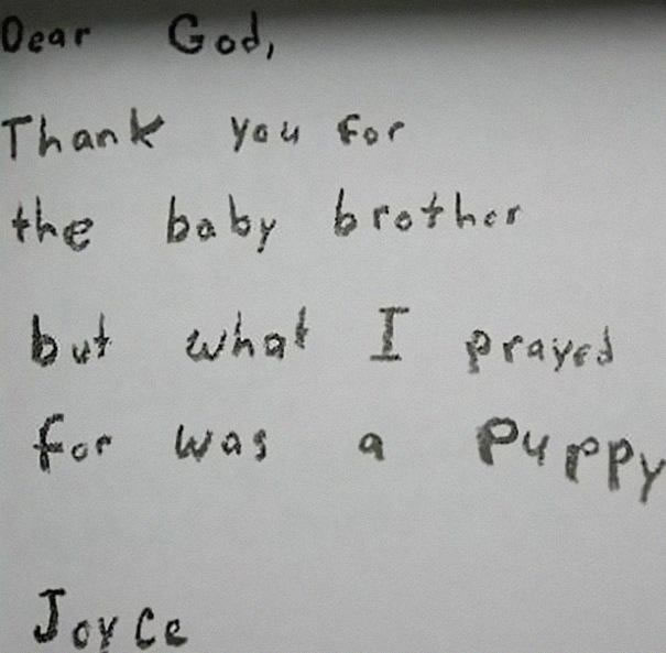 39 Funny Messages Left By Kids On Paper Notepads (4)