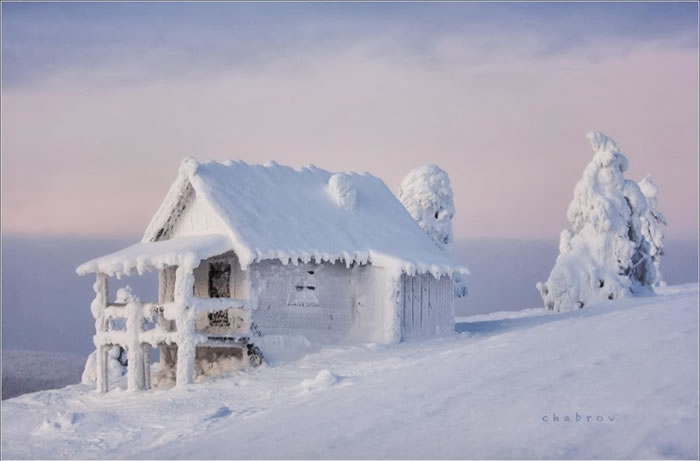 5. Sugar house by Andrey Chabrov