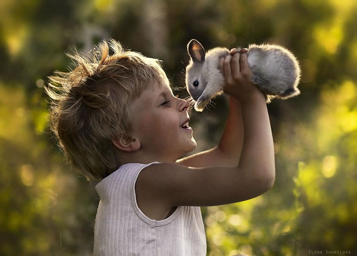 Amazing Kids On The Farm Stock Photograph Collection (11)
