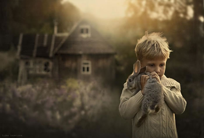 Amazing Kids On The Farm Stock Photograph Collection (4)