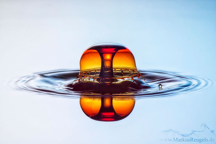 Amazing Water Drops High Speed Study Photography (12)