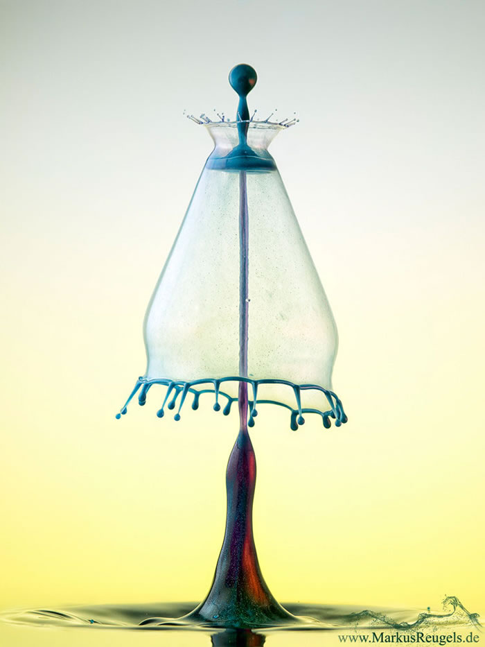Amazing Water Drops High Speed Study Photography (13)