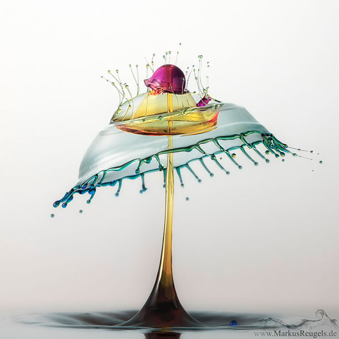 Amazing Water Drops High Speed Study Photography (2)